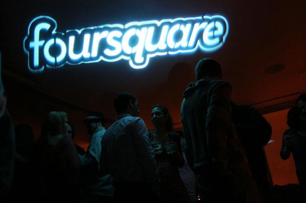 foursquare party