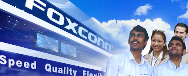 foxconn deaths