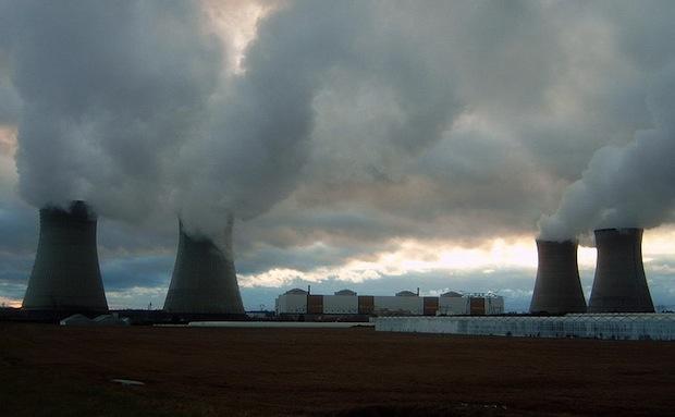 nuke power station France