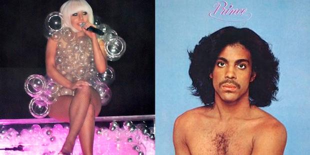 Lady Gaga Prince