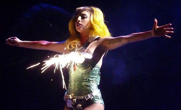 Gaga fire