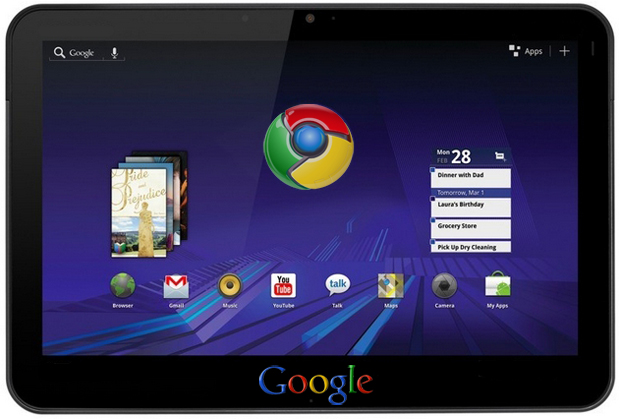 Incredible Chrome Goes Tablet Virus Free Browsing Gamestops Facebook Beutiful Home Inspiration Semekurdistantinfo