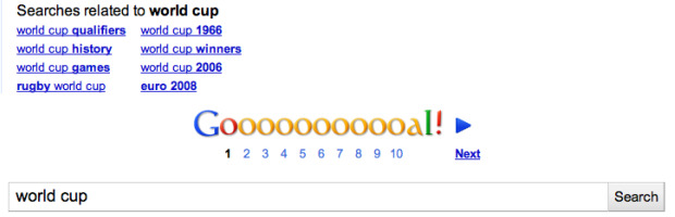 Google World Cup