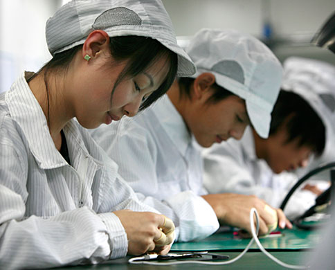 Apple supplier