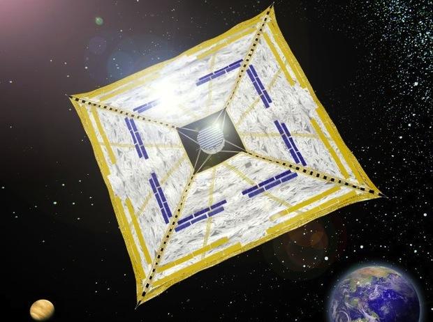 ikaros solar sail