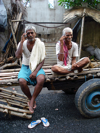 Indian cell phone