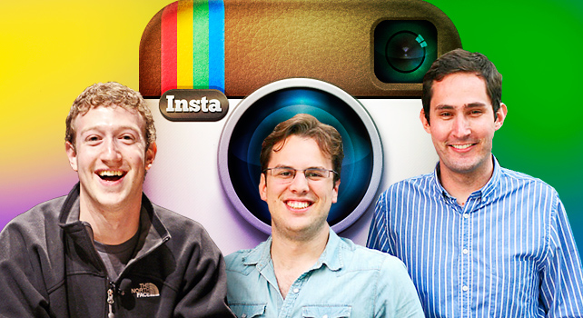 Why Instagram's Kevin Systrom Couldn't Refuse Facebook's