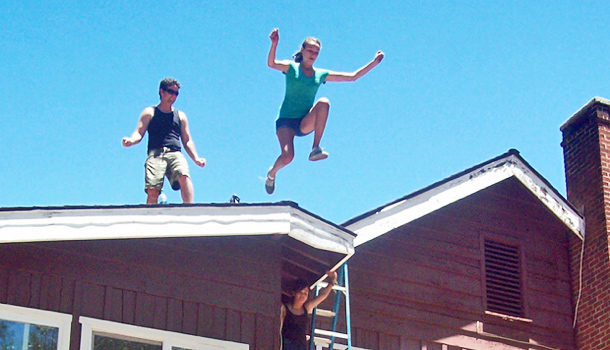 Fast Talk Pay 1 695 To Teach Your Kid To Jump Off A Roof