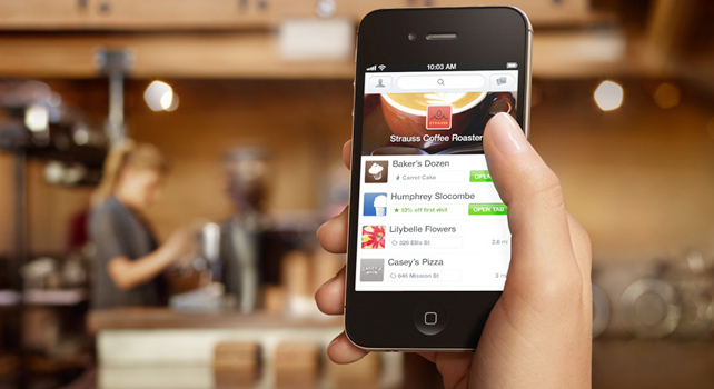 Square Gets In App Loyalty Cards And A Minor Facelift