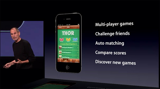 Apple Game Center for iPhone Beats Xbox Live to the Mobile Punch