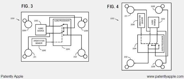 iPad 2 speaker patent