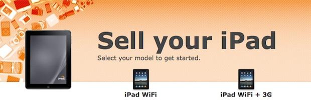 Gazelle iPad offer