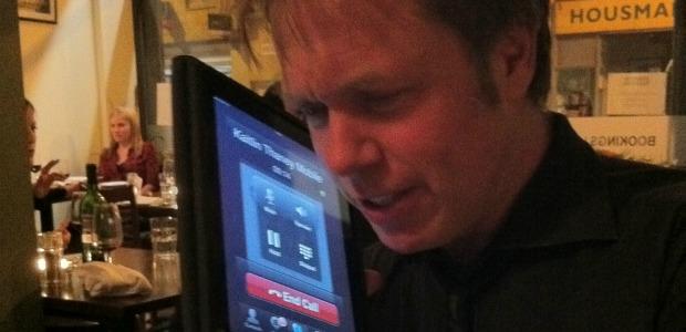 iPad phone