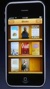 iPhone iBooks