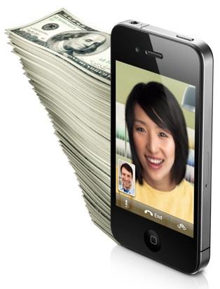 iphone cash