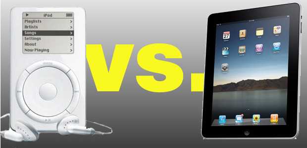 ipod vs ipad