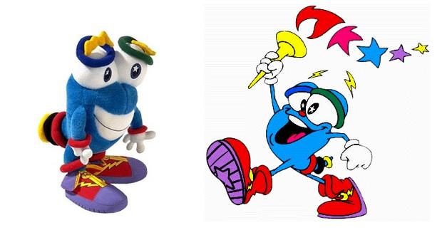 Atlanta Olympics mascot