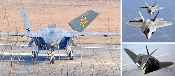 F 117 Stealth Fighter Cockpit China's Stealth Figh...