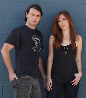 Kassidy and Ryan Brown