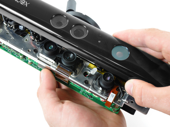 ifixit kinect teardown