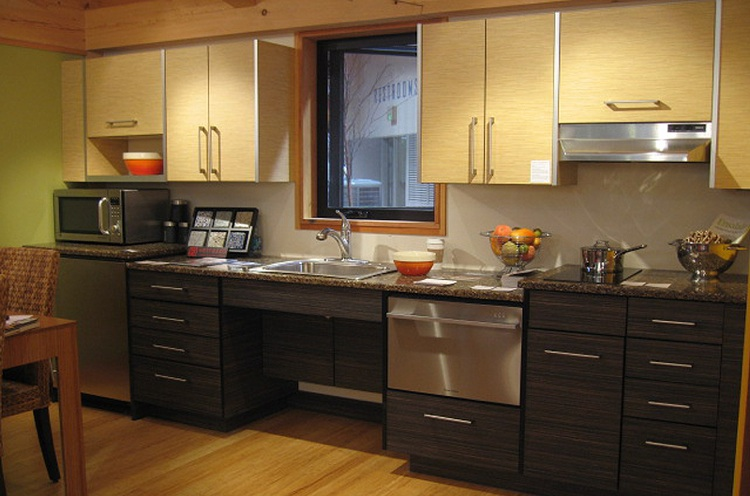 universal design kitchens fabcab builds universal design prefabs for quot aging in place 3065