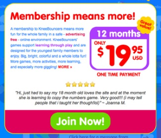 Kneebouncers membership