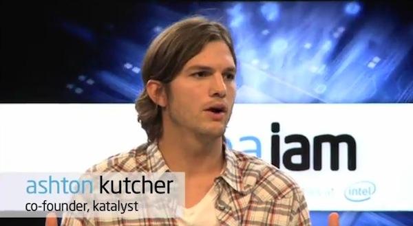 Kutcher IdeaJam