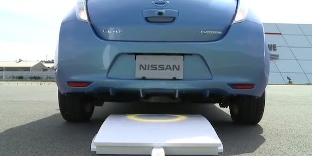 nissan wireless