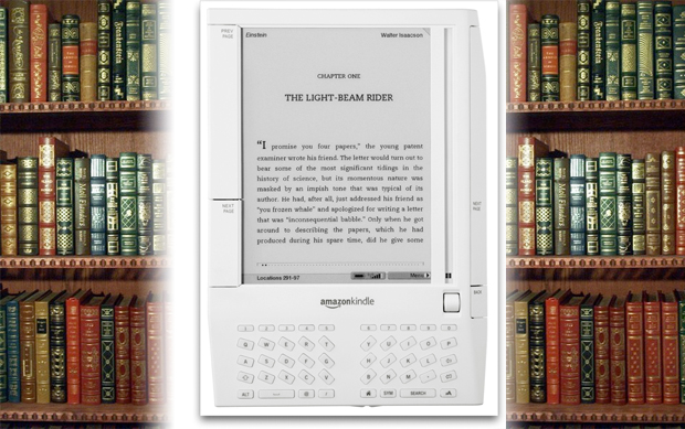Kindle Books Outselling Hardcovers on Amazon by 43%