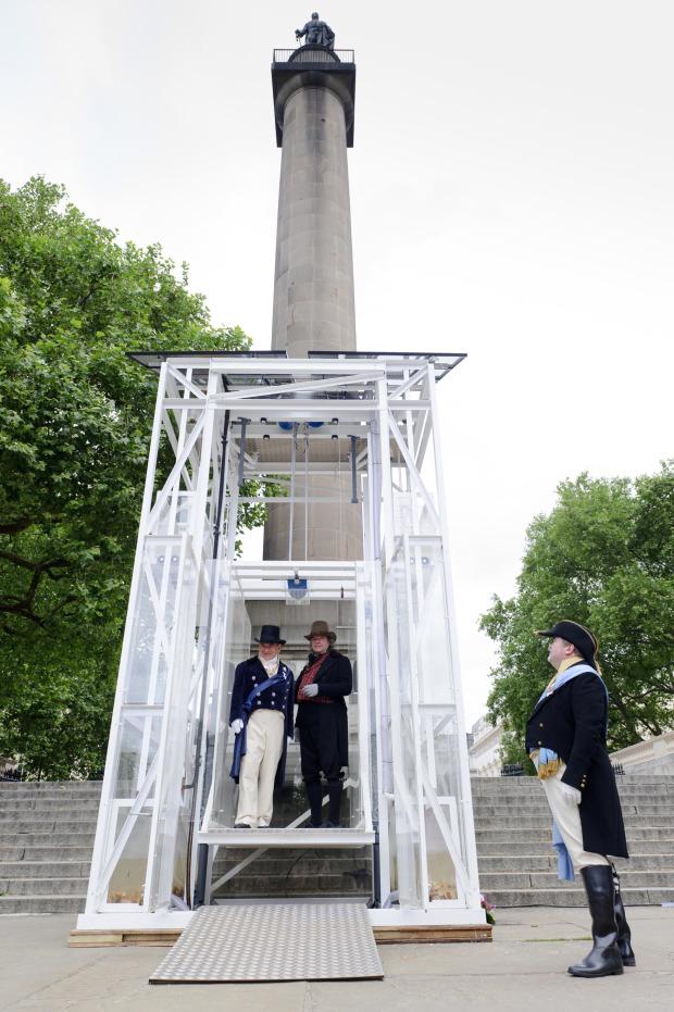 Zero Carbon Elevator launch
