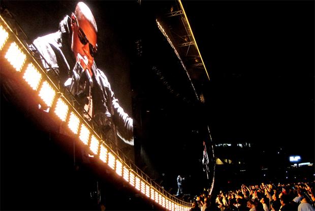 Jay-Z in concert