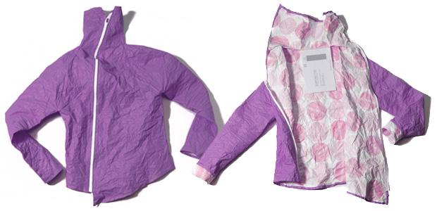 Loop jacket