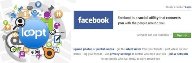 facebook loopt