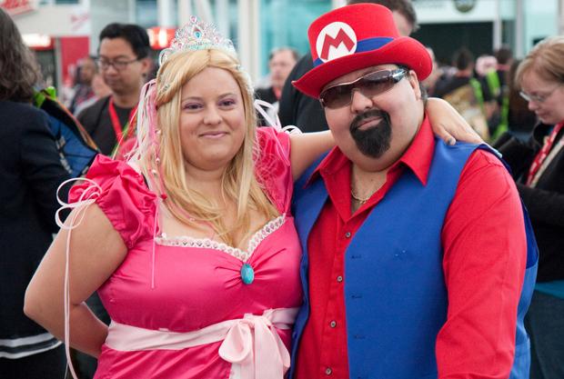 Mario Princess