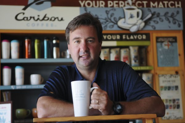 mike tattersfield caribou coffee
