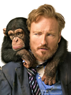 Monkey, with Conan