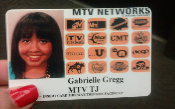 Gabi Gregg, MTV Twitter Jockey
