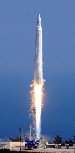 Naro-1 liftoff