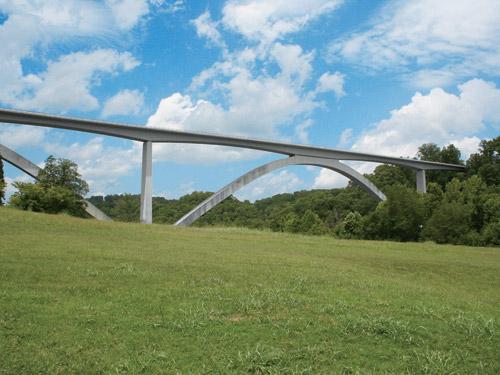 Natchez Trace Parkway Arches