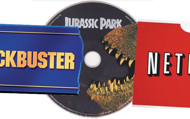 Blockbuster Netflix