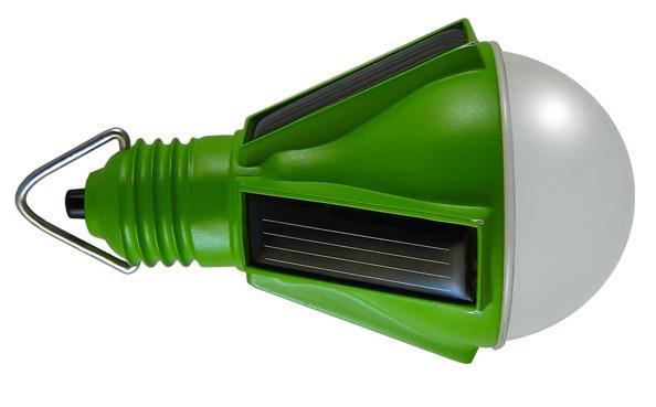 Nokero lightbulb