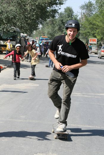 Skateistan Go Skate Day