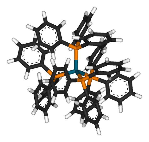 palladium molecule