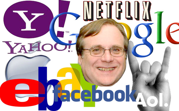 Paul Allen and the companies he's suing