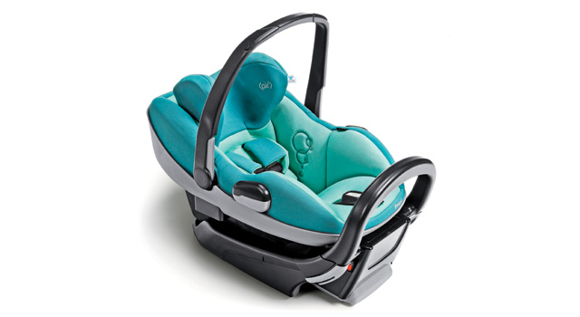A Super Safe Car Seat Designed By Racecar Engineers
