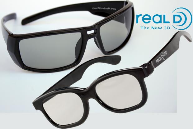 RealD shades