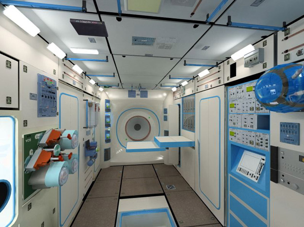 russia space station - photo #7