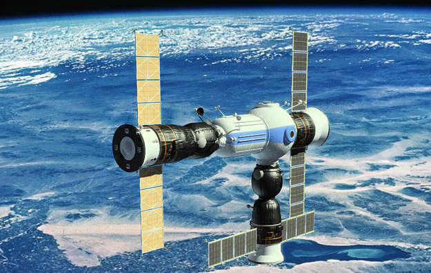 russia space station - photo #9