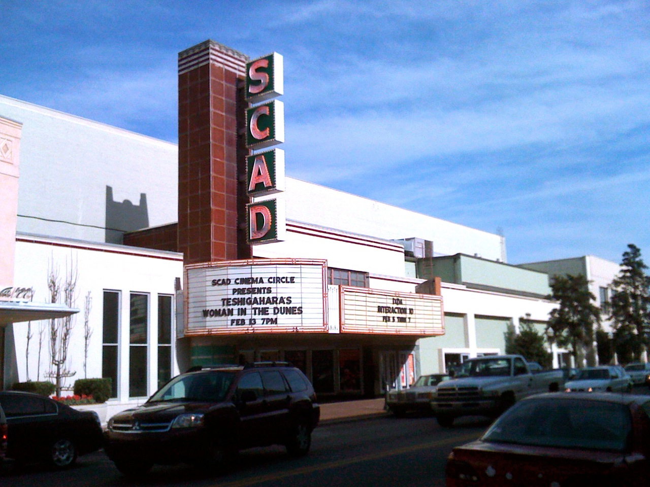SCAD theater