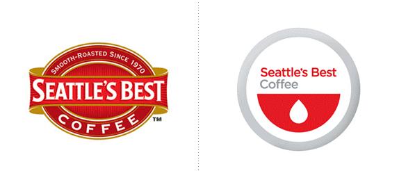 seattle's  best logos